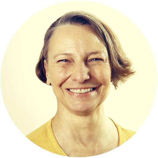 Joann-van-Coppernolle: Trainerin in Berlin für Pilaties