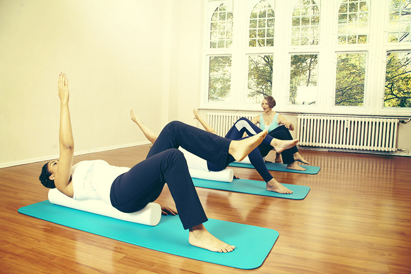 Moabit: Pilates Training